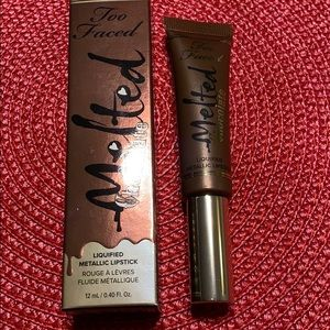 Too Faced Melted Chocolate in Metallic Candy Bar